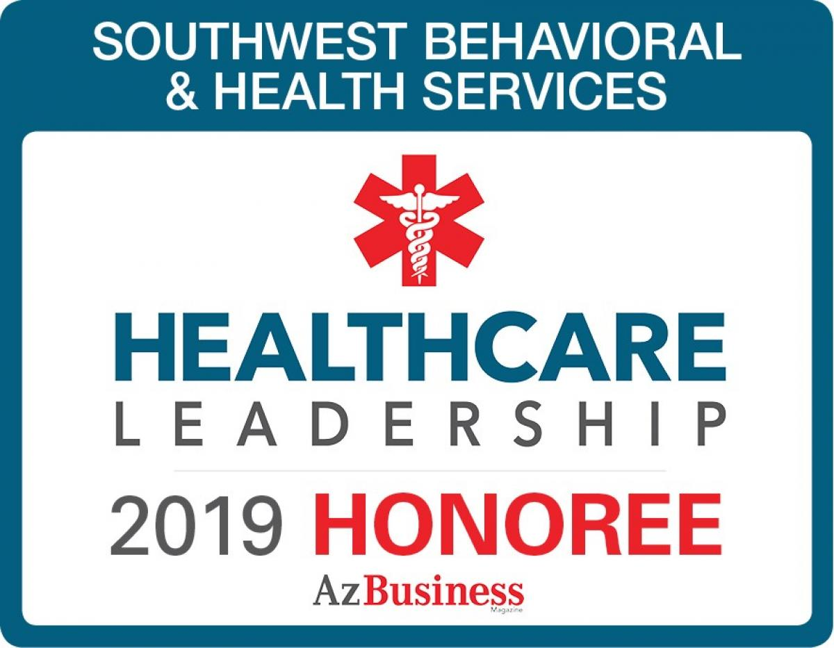 Healthcare Leadership 2019 Honoree