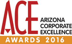 Phoenix Business Journal, one of Arizona's top and fastest growing privately owned companies
