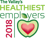 Phoenix Business Journal, one of Arizona's healthiest employers